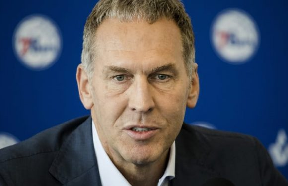 Sixers exec Colangelo resigns after Twitter controversy