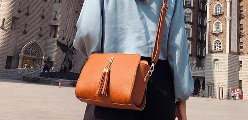 We Bet You Think These 7 Bags Are Designer, but They're All From Amazon and Under $16