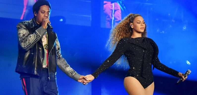See Every Single Amazing Outfit Beyoncé Wore During the On the Run II Tour
