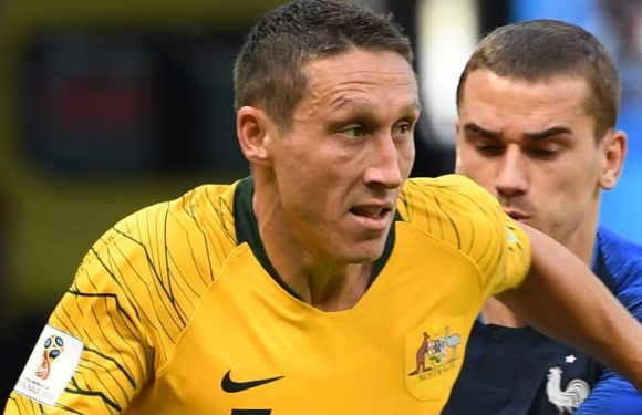 Socceroos stalwart Mark Milligan to decide future in a matter of weeks