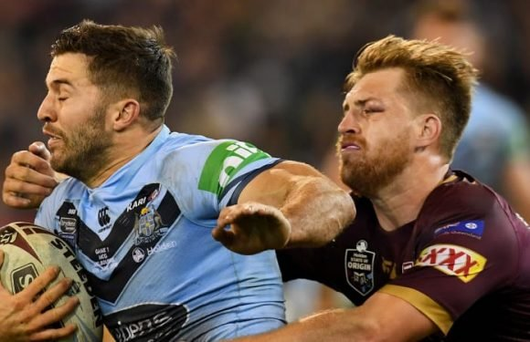 Tedesco thanks skin tight jerseys for Blues inspiration