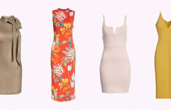 11 Hot Body-Con Dresses You Can Wear to a Summer Wedding — All From Nordstrom