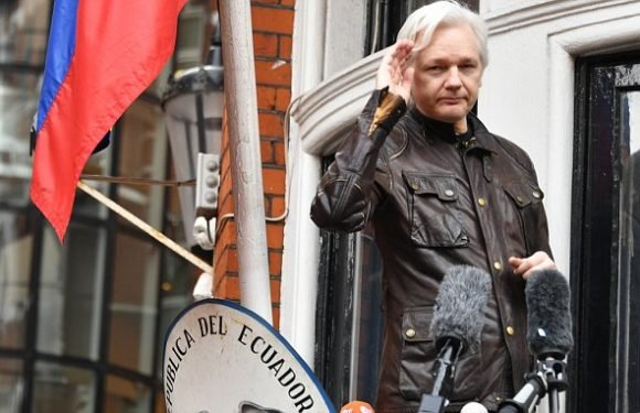 Assange says living in embassy has had a 'severe impact' on his health