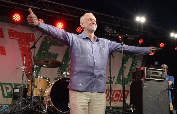 Corbyn's allies make last-ditch bid to salvage 'Labour Live' festival
