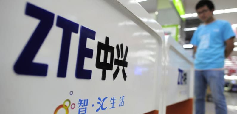 US lawmakers aim to block Trump's deal with China's ZTE