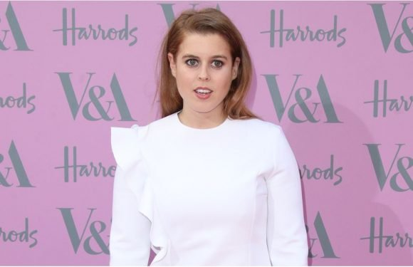 Princess Beatrice Wore the Perfect Little White Dress, but Her Heels Will Haunt Your Dreams