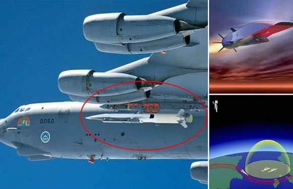 Lockheed Martin shares details on $928m contract for hypersonic weapon