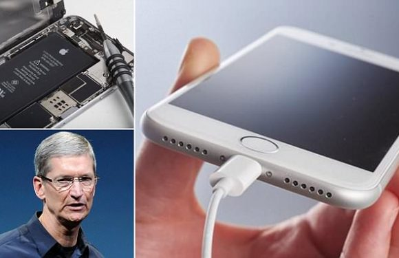 Apple hits back on 'planned obsolescence' claims