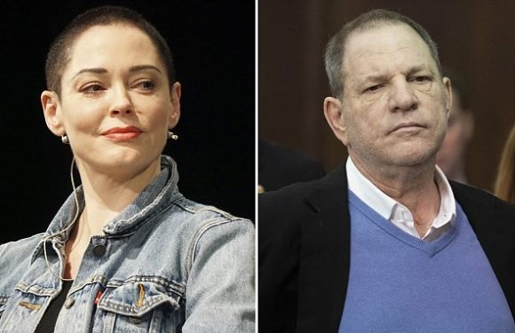 Rose McGowan says Hollywood 'like a cult' after Weinstein rape claims