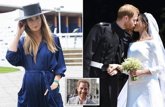 Did Prince Harry snub Millie Mackintosh at the Royal wedding?