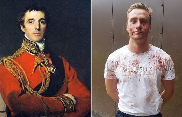 Duke of Wellington's son undergoes brutal Army initiation