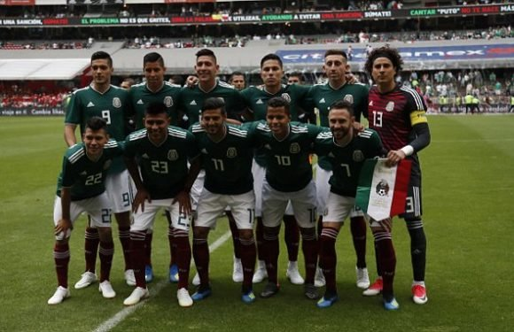 Mexico players 'partied for 24 hours with 30 escorts' before World Cup