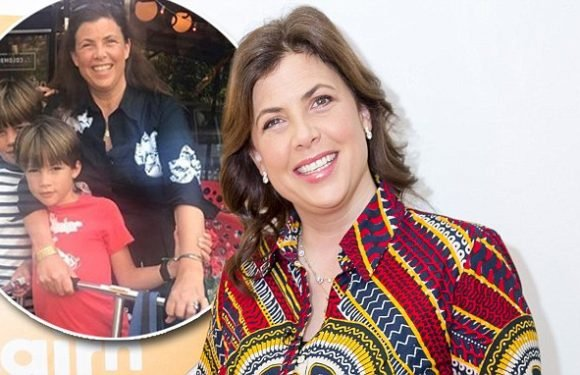 Kirstie Allsopp reveals she makes her children fly in ECONOMY