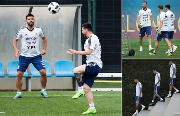 Israel in uproar over Argentina pre-World Cup friendly snub
