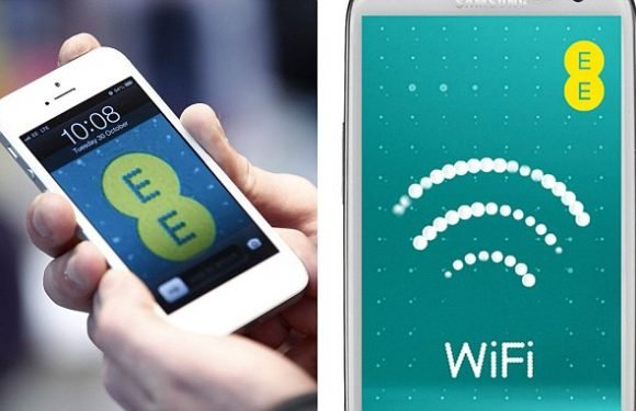 EE announces a London trial of its 5G network starting in October
