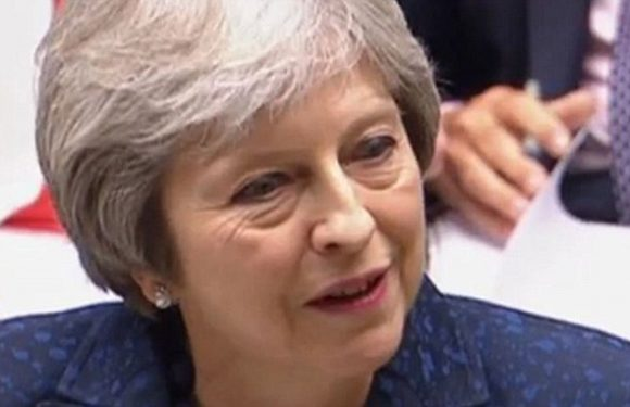 STEPHEN GLOVER says May should say it's Brussels who are fantasists