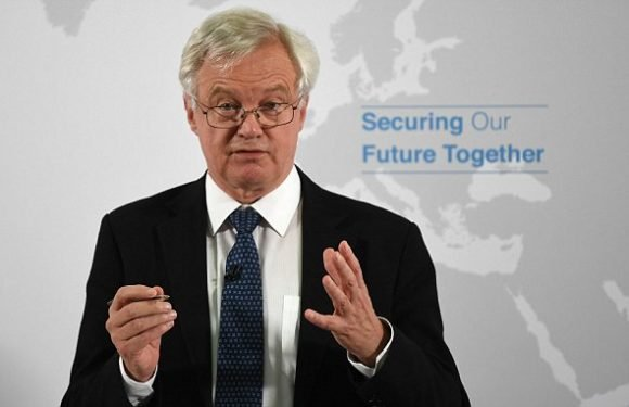 David Davis threatening to QUIT over May's Brexit backstop plan