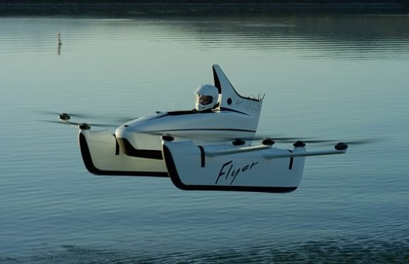 Google's Larry Page set to let the public try Kitty Hawk flying car