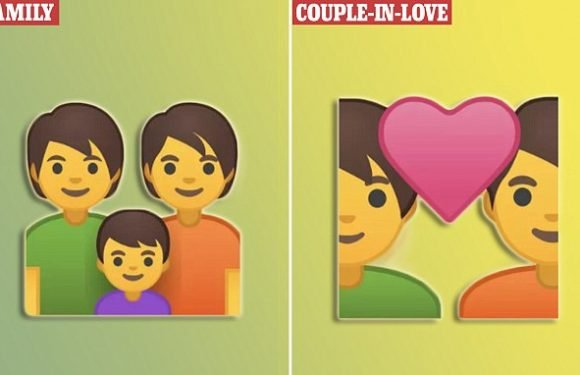 Gender-neutral emojis are coming to your Android phone