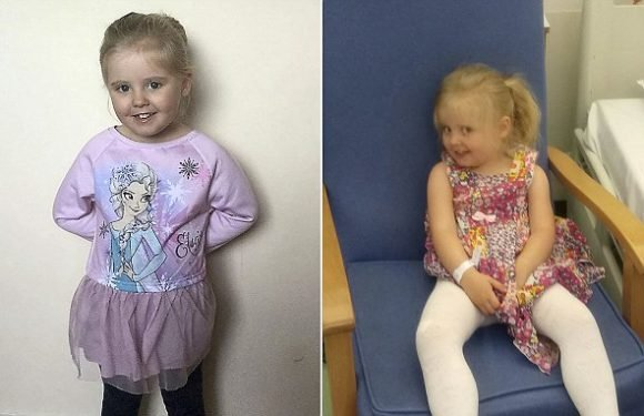 Hospital REFUSED scan that would have found daughter's tumour earlier