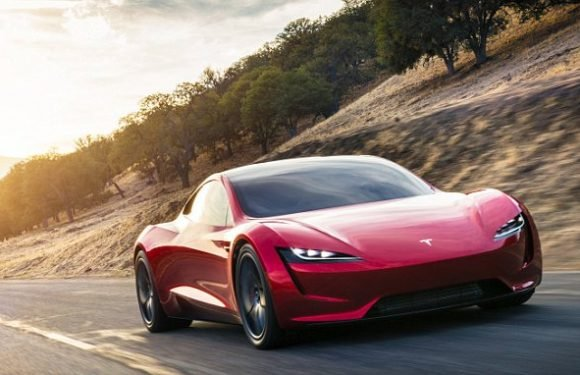 Tesla Roadster will include rocket boosters to improve acceleration