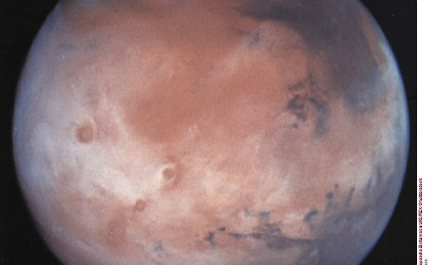 Humans could 'absolutely' live on Mars soon, NASA expert says