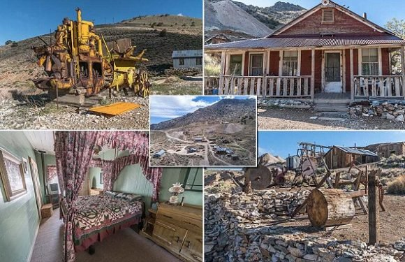 Former California mining village hits the market for $925,000