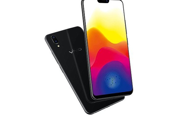 Vivo launches first smartphone with embedded fingerprint scanner