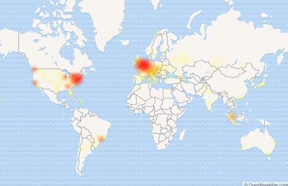 Instagram is DOWN: Fury as users find they cannot access the site