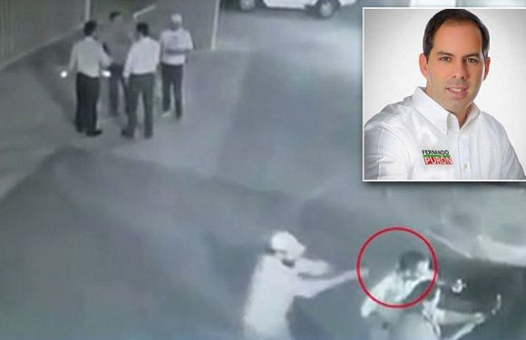 Mexican politician fatally shot in the head while taking a selfie