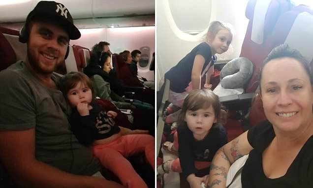 Mother posts call-out for stranger who looked after her baby on flight
