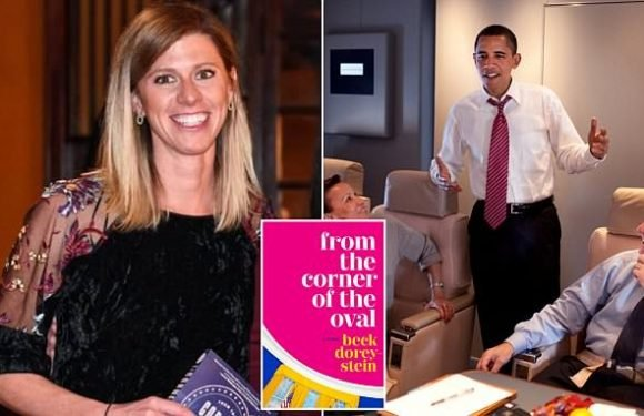 Obama's stenographer lifts the lid on her travels on Air Force One
