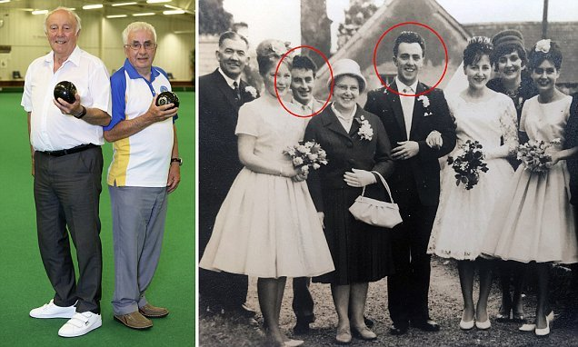 Bowls rivals have surprise reunion after almost 60 years