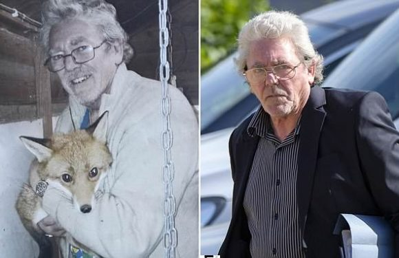 Pensioner who kept fox as pet is cleared of any animal cruelty