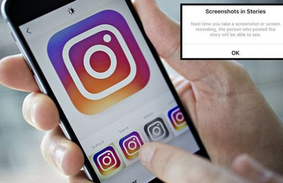 Instagram DITCHES feature that shows people if you screenshot a Story
