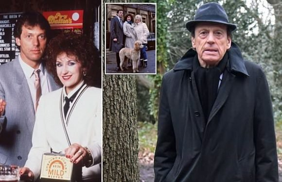 Leslie Grantham who played Dirty Den in EastEnders has died aged 71