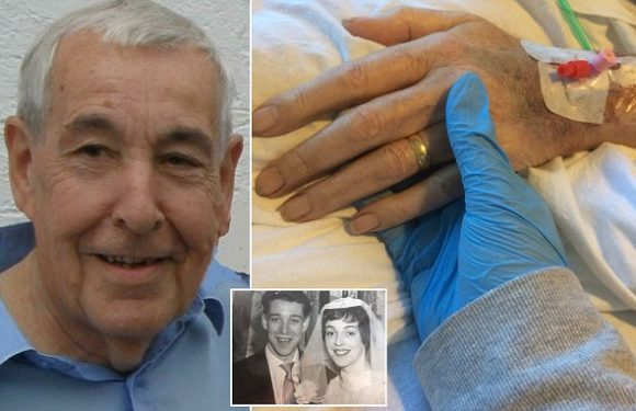 Woman heartbroken after father's ring goes missing following his death
