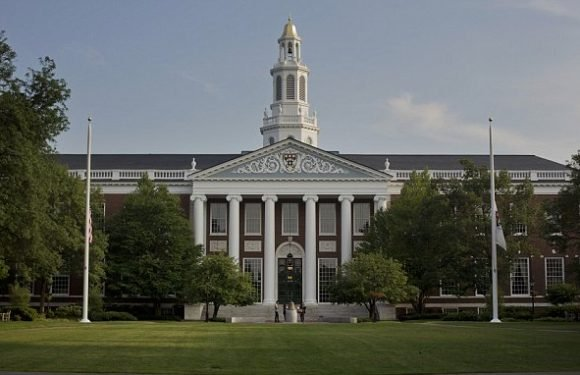 Harvard is accused of discriminating against Asian-Americans
