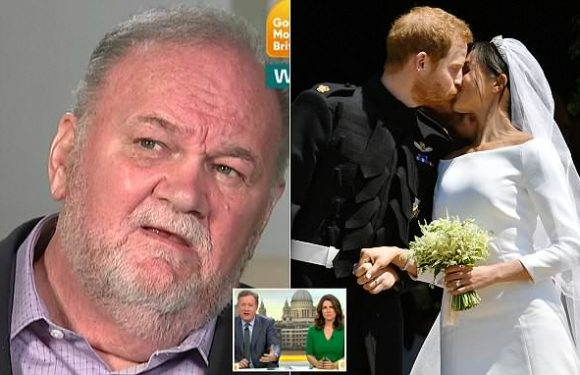 PIERS MORGAN reveals the inside story of his scoop with Thomas Markle