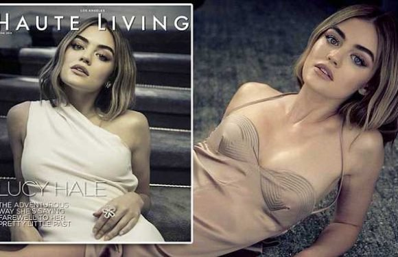 Lucy Hale admits she was 'taken advantage of when intoxicated'