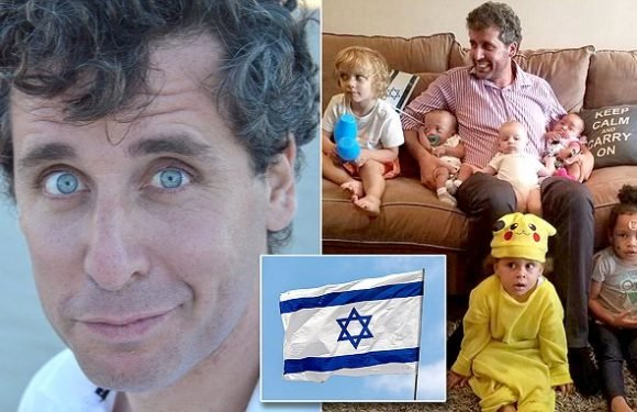 US man who fathered 33 kids is banned from donating sperm in Israel