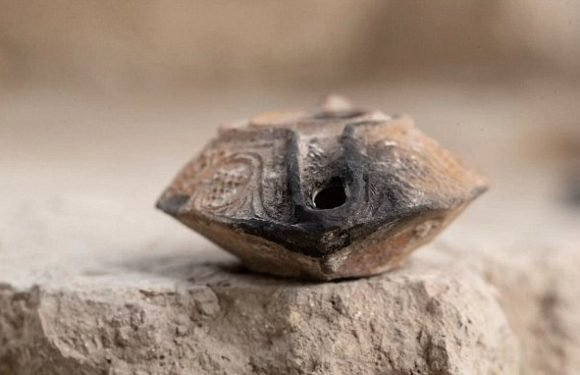 1,000-year-old amulet with Arabic blessing to protect its owner found