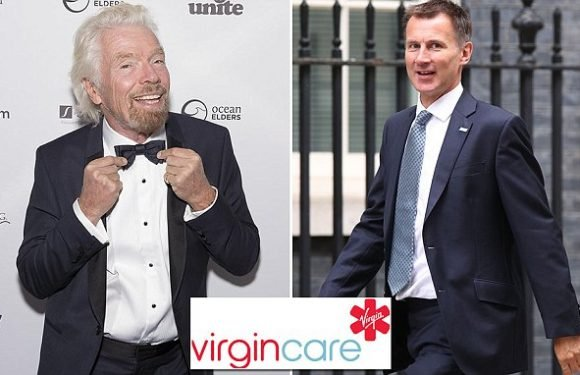 Richard Branson's Virgin private health wins £2m after suing the NHS