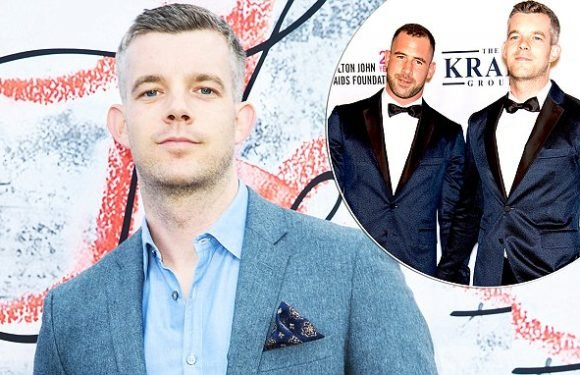 Russell Tovey confirms he has SPLIT from fiancé Steve Brockman