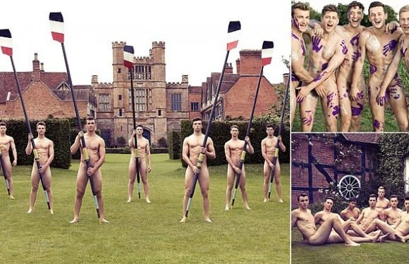 Instagram in sexism row after shutting down naked male rowers account