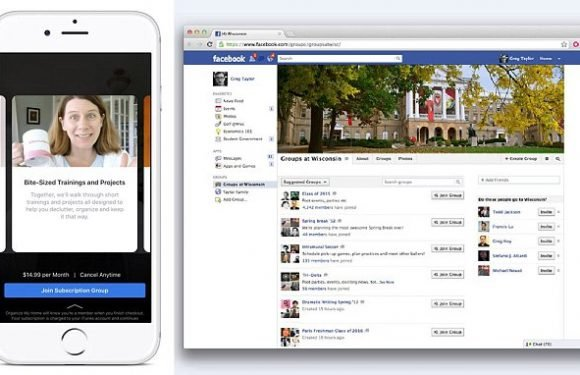 Facebook is adding monthly subscriptions to its social network