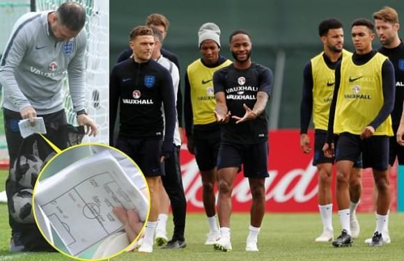 Has Raheem Sterling been axed by England for Panama match?