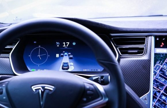 Tesla app update lets users control their car's speed from their phone