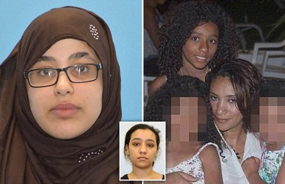 Friend of all-woman terror plotter is jailed for not raising the alarm