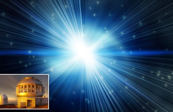 Mystery of the massive explosion 200 light years away